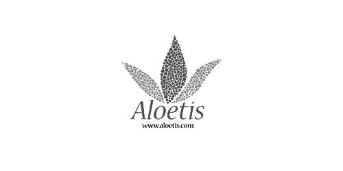 Logo de la société aloetis